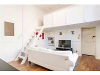 Beautiful 1 bedroom ground floor flat in Portobello available December – NO FEES