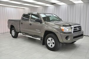 2010 Toyota Tacoma SR5 V6 4x4 4DR 5PASS DOUBLE CAB w/ A/C, CRUIS