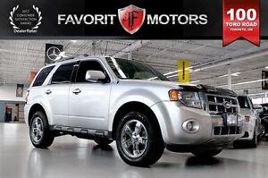 2011 Ford Escape Limited FLEX FUEL 4X4 | LTHR | REAR SENSORS