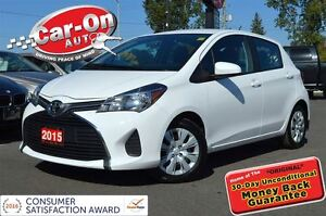 2015 Toyota Yaris LE AIR COND