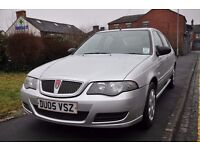 ROVER 45 1.4 CLASSIC SE 5DR PETROL (FULL SERVICE HISTORY)