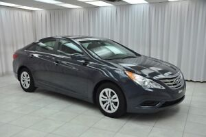 2013 Hyundai Sonata GL SEDAN w/ BLUETOOTH, USB/AUX PORTS & HEATE