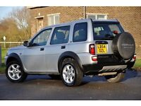 2005 Land Rover Freelander 1.8 XEi Special Edition Station Wagon 5dr+FULL SERVICE HISTORY+WARRANTY