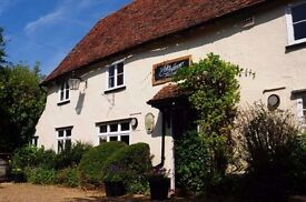 Chef Manager/ Couple for Country Pub with Accommodation & 1 mile menu