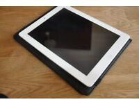 Apple iPad 3rd Generation 16GB, Wi-Fi + 3G 9.7in - Black (Unlocked)