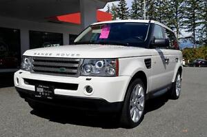 2009 Land Rover Range Rover Sport HSE - ONLY 51,400KMS