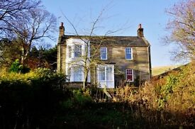 Unfurnished Five Bedroom Rural Farmhouse To Let