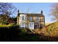 Unfurnished Five Bedroom Rural Farmhouse To Let