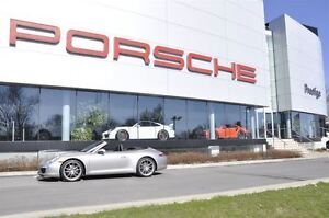 2013 Porsche 911 Carrera  Cabriole Pre-owned vehicle 2013 Porsch