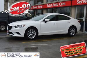 2014 Mazda MAZDA6 AUTOMATIC LOADED SKYACTIVE