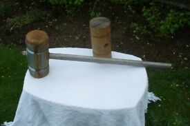 Fencing or Marquee, Heavy Duty Post Mallet