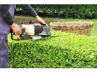 A J Shearing Garden Services - Grass Cutting & Hedge Trimming and General Garden Maintenance