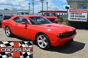 2010 Dodge Challenger SRT8 HEMI | Heated Leather | Sunroof | Nav