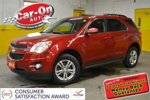 2013 Chevrolet Equinox 1LT PWR GRP REAR CAM ALLOYS LOADED