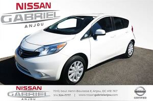 2014 Nissan Versa Note 1.6 S HATCHBACK NEVER ACCIDENTED, ONE OWN