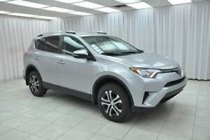 2017 Toyota RAV4 LE FWD SUV w/ BLUETOOTH, HEATED SEATS, A/C, USB