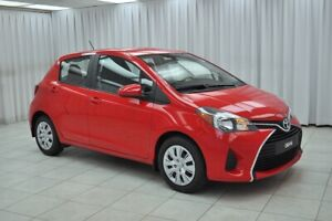 2015 Toyota Yaris LE 5DR HATCH w/ BLUETOOTH, A/C, POWER W/L/M, C