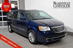 2016 Chrysler Town & Country Touring-L - CUIR - PORTES COULISSAN