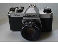 pentax k1000 35mm slr film camera student analog lomo lomography