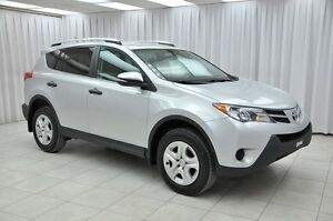 2013 Toyota RAV4 LE FWD SUV w/ BLUETOOTH, A/C, CRUISE & BACK-UP
