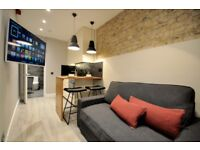 Luxury One Bedroom + terrace in the heart of Notting Hill, All Bills & free WiFi, Short let 2 months