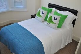 Beautiful Double Rooms in Professional House Share BS7