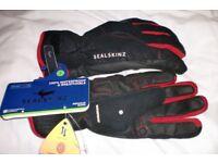 Sealskinz Brecon XP waterproof gloves