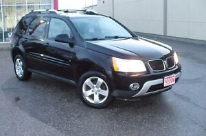 2007 Pontiac Torrent AWD  LEATHER SEATS,SUNROOF