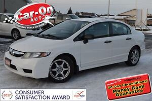2010 Honda Civic ONLY $38 bi-weekly