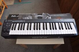 M-Audio Keystation 49 MIDI controller, Excellent condition fully boxed, Thatcham, Berkshire