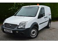 FORD TRANSIT CONNECT T220 LR VAN ONE OWNER PERFECT EXAMPLE (white) 2012