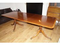 *** Lovely Solid Wood Antique Dining Table ***