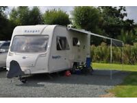 Fiamma Caravanstore 310 roll out Canopy