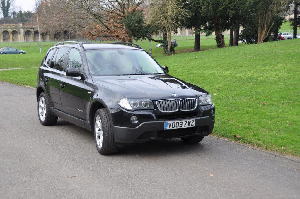 BMW X3 2.0 20d SE Exclusive xDrive