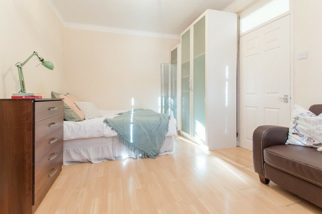 Double Room, St John's Wood, Central London, South Hampstead, Zone 1, All Bills Included, gt1