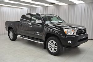 2014 Toyota Tacoma LIMITED 4x4 V6 4DR 5-PASS DOUBLE CAB w/ HTD L