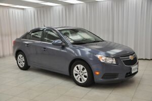 2013 Chevrolet Cruze LT TURBO SEDAN w/ BLUETOOTH, USB/AUX PORTS