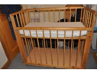 Custom-Made Crib