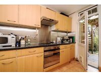 GODL - charming two bedroom flat with private garden