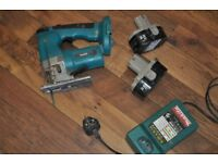 makita jig saw 18v