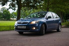 Ford Focus 1.6 Zetec 2009 year low milage