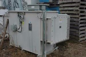 Onan 1500 KVA Three Phase Pad Mount Transformer