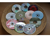 Collection of christian CDs (live, contemporary, gospel, etc)