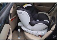 *AS NEW* Britax Romer Dualfix Swivel 360 Rotating Car Seat Isofix Group 0+/1, Birth-4 Years, 0-18kg