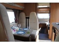 Luxury Motorhome Hire from East Coast Motorhomes