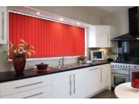 Top Quality Window Blinds Vertical, Venetians, Rollers, Roman and Velux Blinds Blackout Blinds