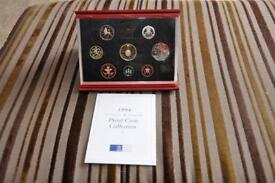 1994 - Proof Coin Set