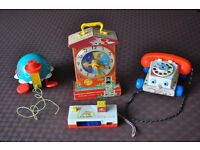 Fisher Price Selection