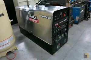 Lincoln Electric VANTAGE 400 Welder Generator