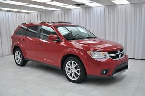 2013 Dodge Journey CREW 7PASS V6 FWD SUV w/ BLUETOOTH, 3-ZONE CL